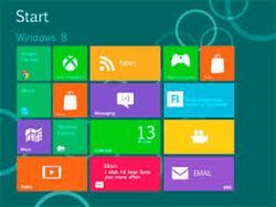 Mattonelle di windows 8