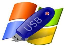 windows e usb